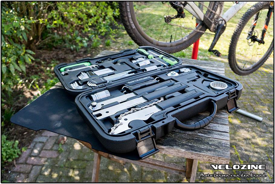Birzman Travel Box - compact maar goed gevuld