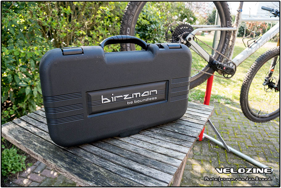 Birzman Travel Box suited up
