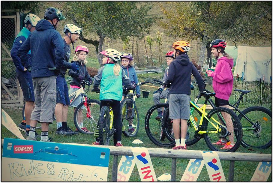 Kids instrueren