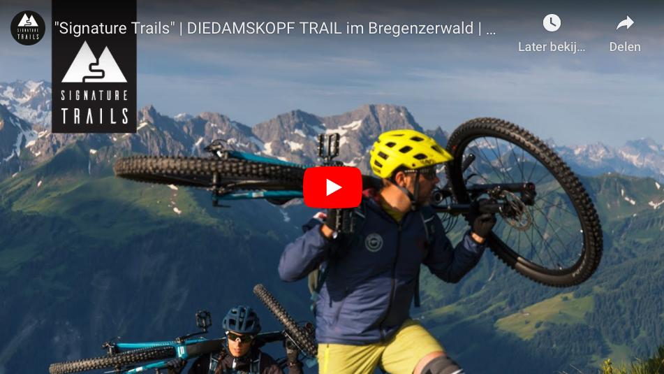 Signature Trails Bregenzerwald Diedamskopf