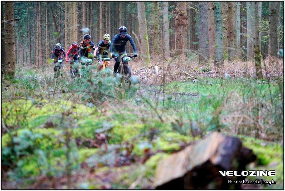 Bergrace Wageningen - Liwald Doornbos voert achtervolgers aan