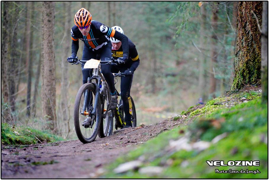 Bergrace Wageningen - Lars Vogelenzang