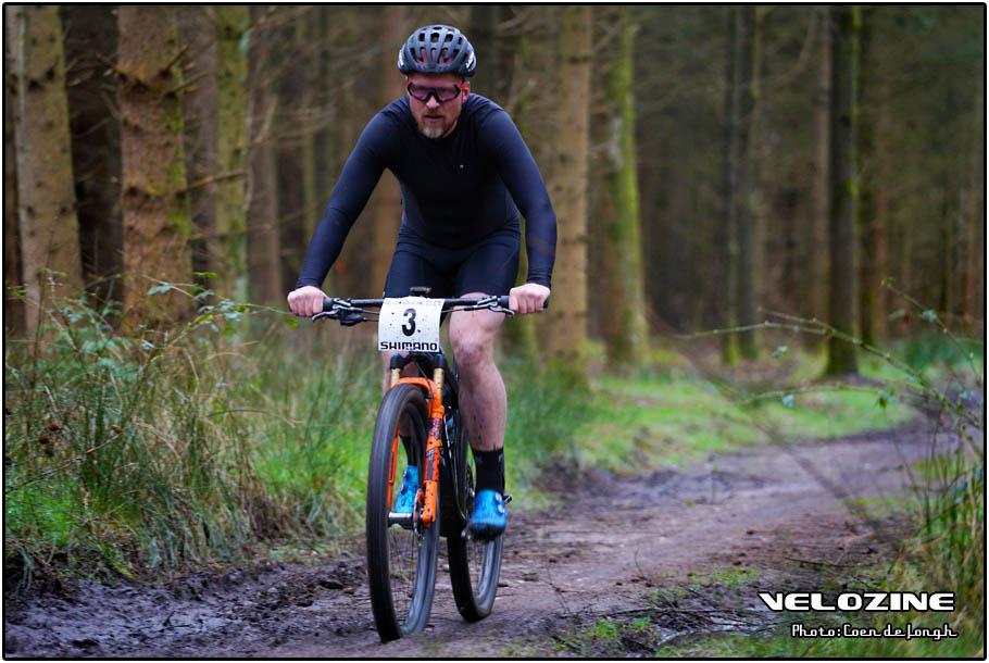 Bergrace Wageningen - Thijs Al
