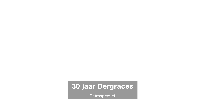 Openingsfoto: De typische Bergrace-festival-setting. Het jaar: 1990. De locatie: de zandafgraving Kwintelooijen nabij Rhenen.
