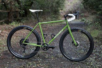 Ritchey Outback V2, meer outback dan ooit