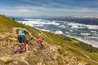 Signature Trails Kronplatz Plan de Corones