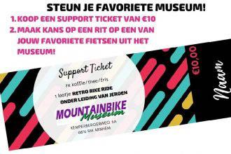 Thumbnail voor loterijartikel mountainbikemuseum