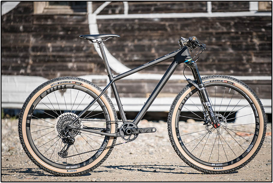 Open One hardtail