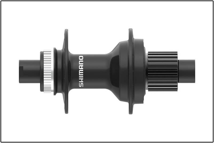 Shimano Microspline achternaaf low-entry