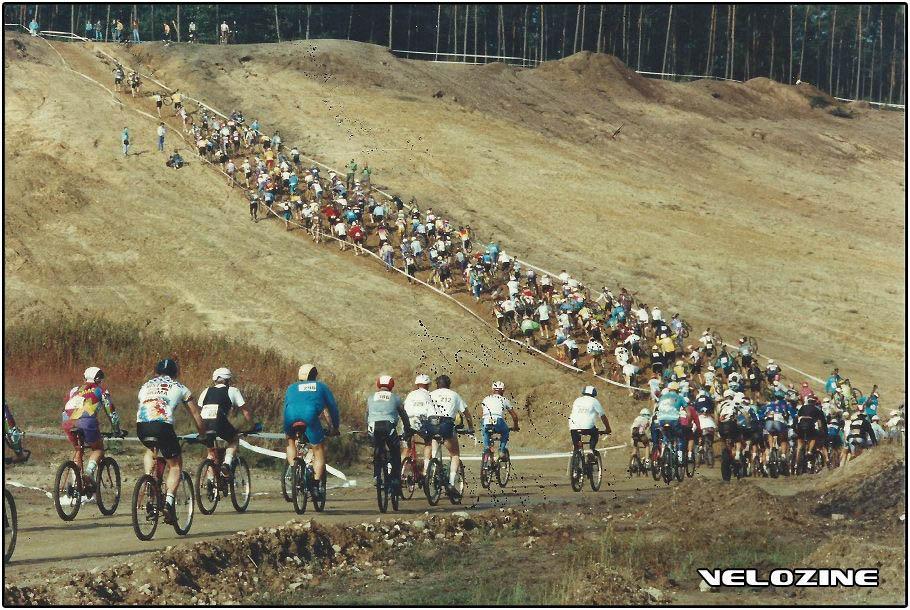 Burgersdijk retrospectief bergrace 1990