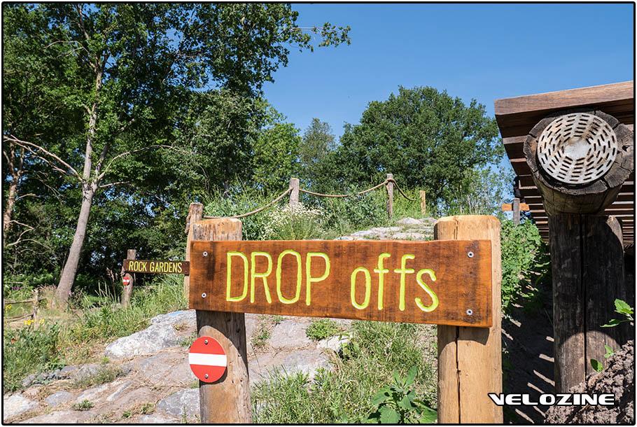 Dropoffs