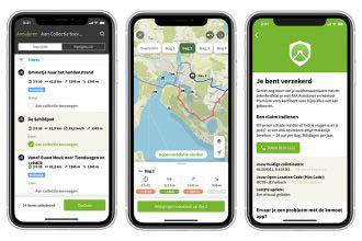 Navigatie app Komoot voegt verzekering toe
