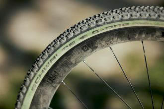 Schwalbe's Special Edition gravel band: Olive-skin