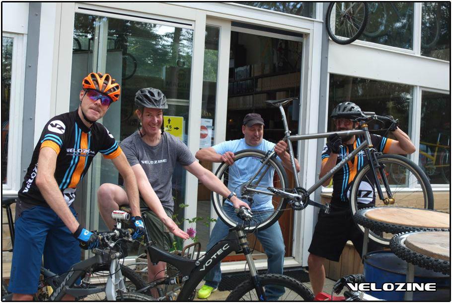 mountainbike museum vijf jaar rit op ouwe zut