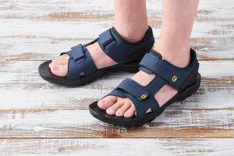 Shimano SPD sandaal - lekker luchtig