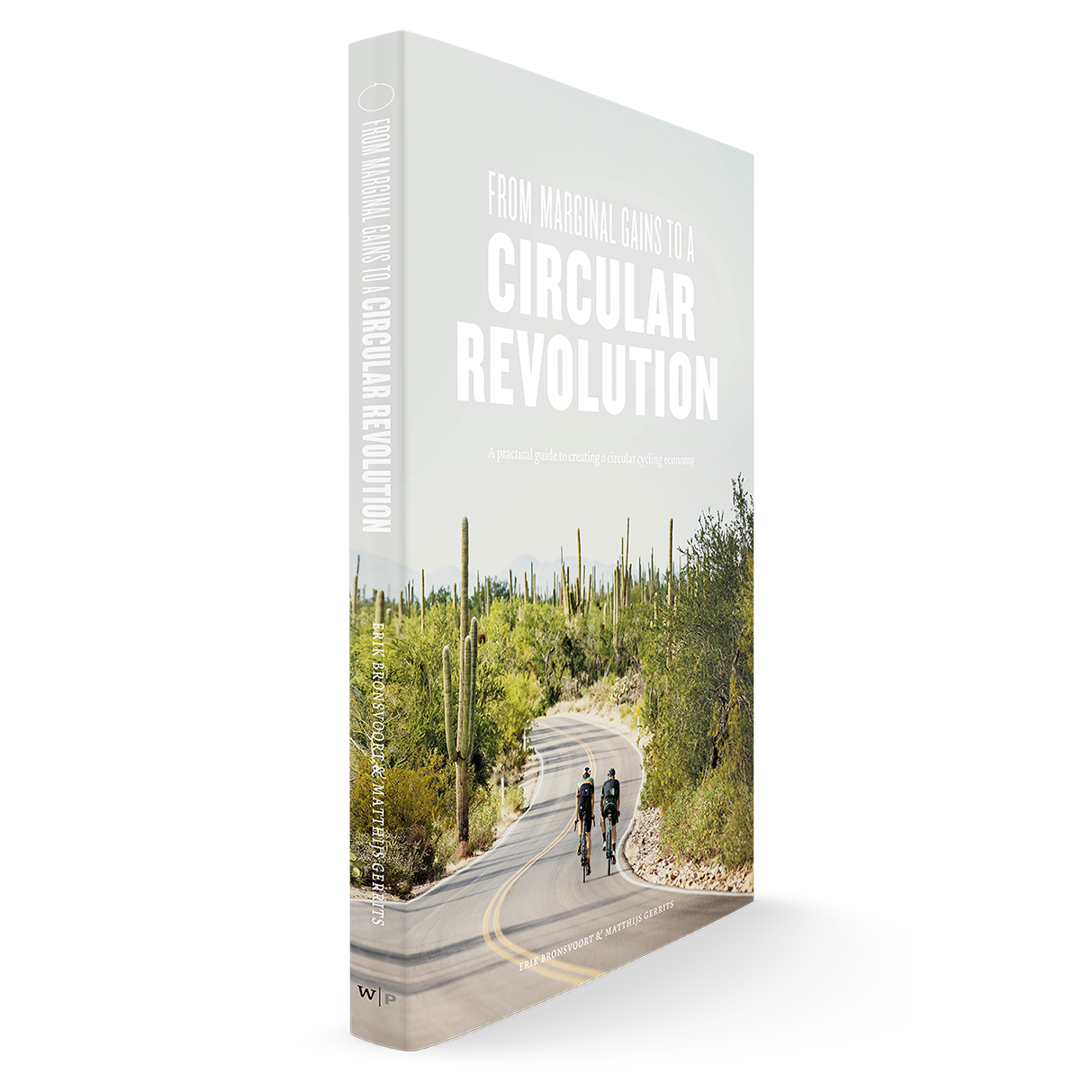 Cover boek From marginal gains to a circular revolution