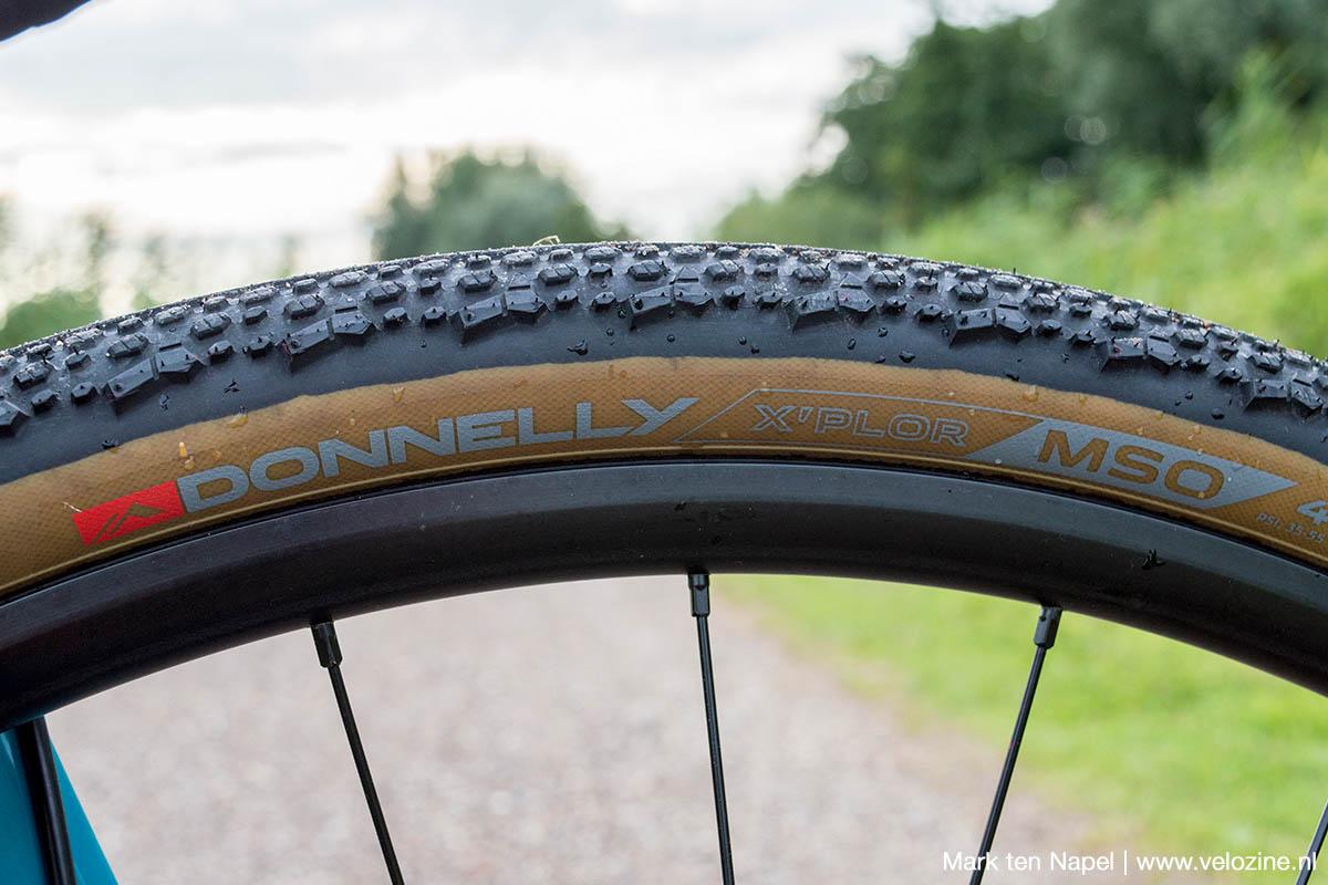 Donnelly X Plor MSO gravelbanden