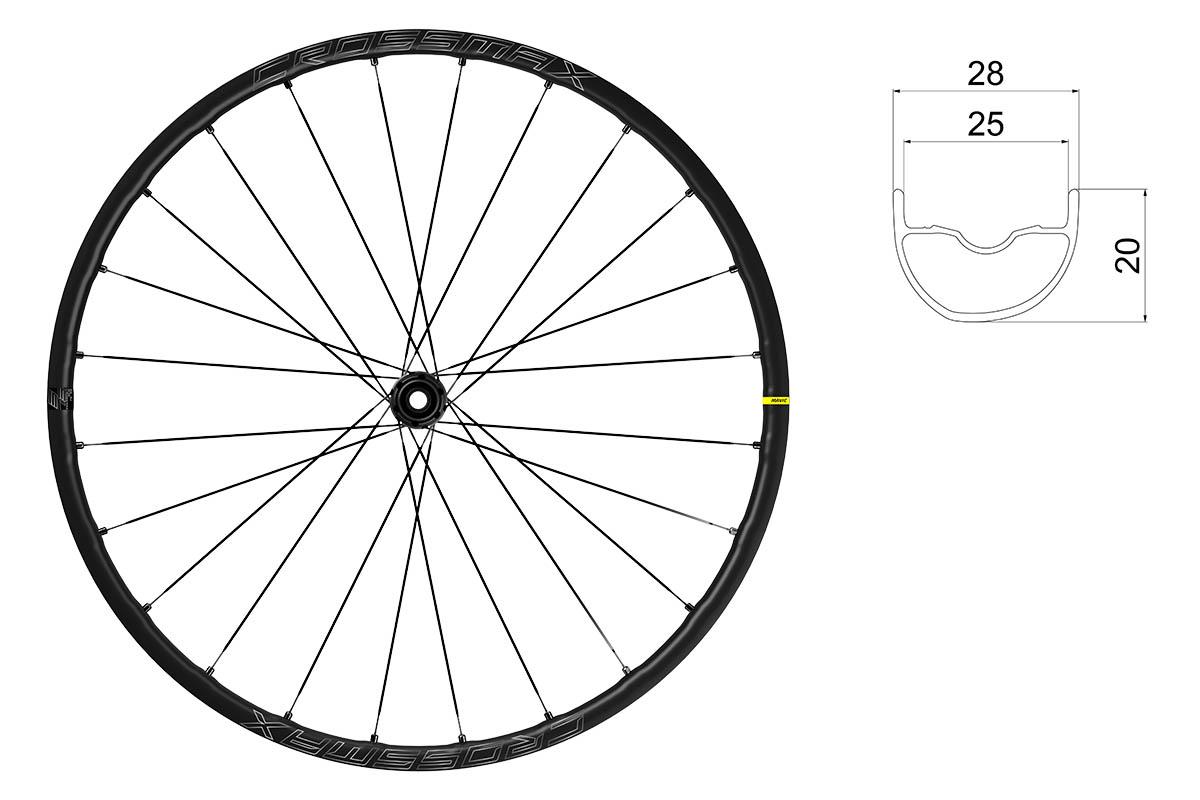 2021 Crossmax SL S wheelset