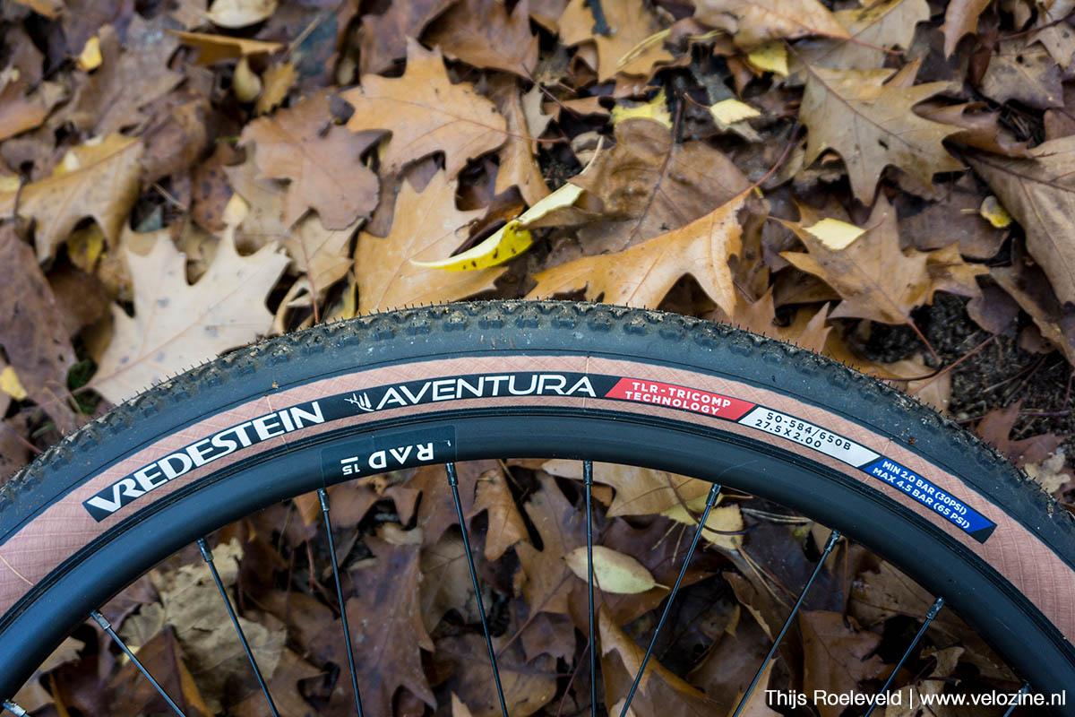 Vredestein Aventura 650b gravelband