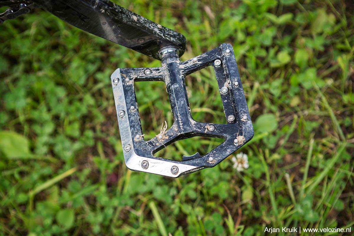 Cube Slasher-pedalen
