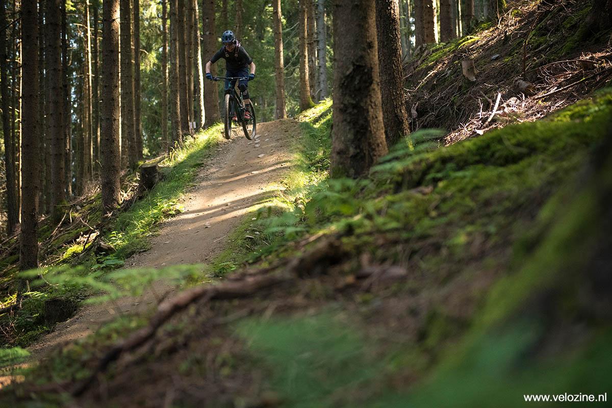 De Habit is een van de potentere trailbikes in zijn klasse