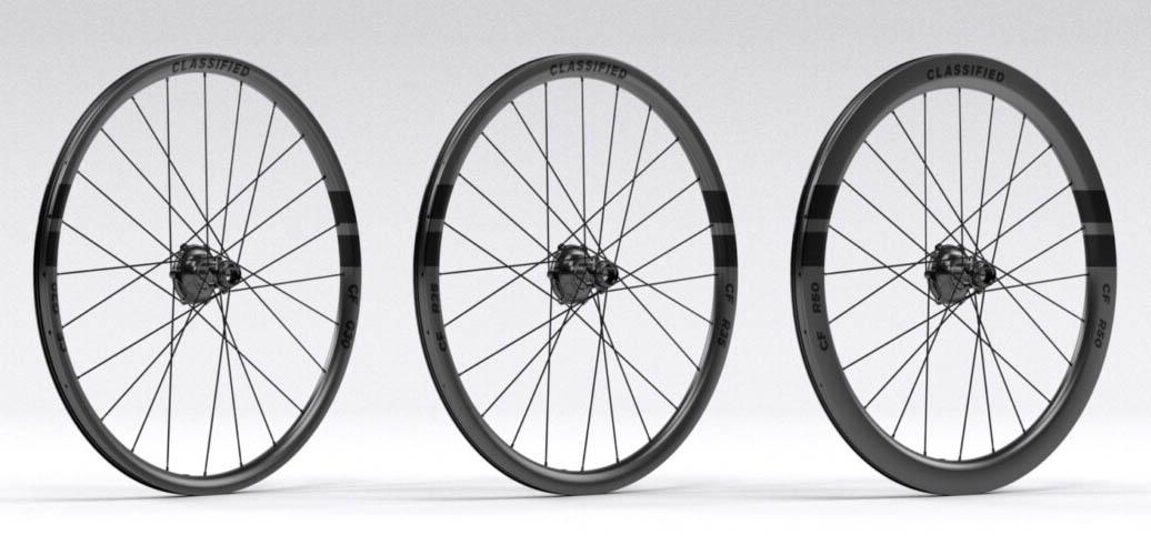Classified Wheel options