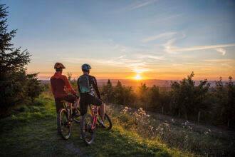 Spotcheck mountainbike | Ertsgebergte, Saksen