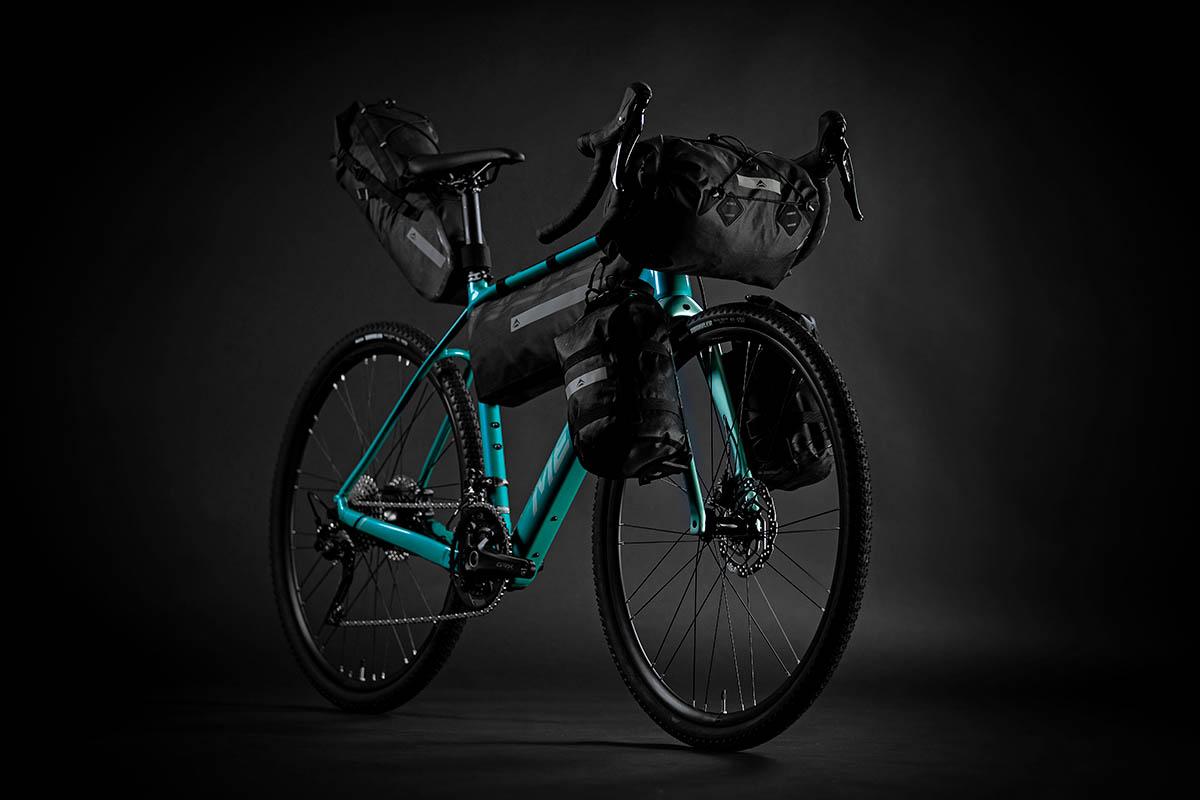 Bikepacken doe je met de eSilex