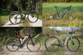 Test overzicht: onze gravel bikes van afgelopen seizoen