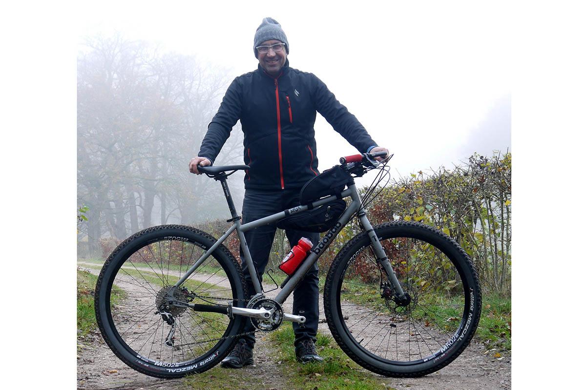 Marc Dirkx –oprichter en eigenaar Baobab Bikes