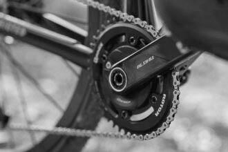 Rotor Aldhu Carbon crankset voor racefiets en gravelbike