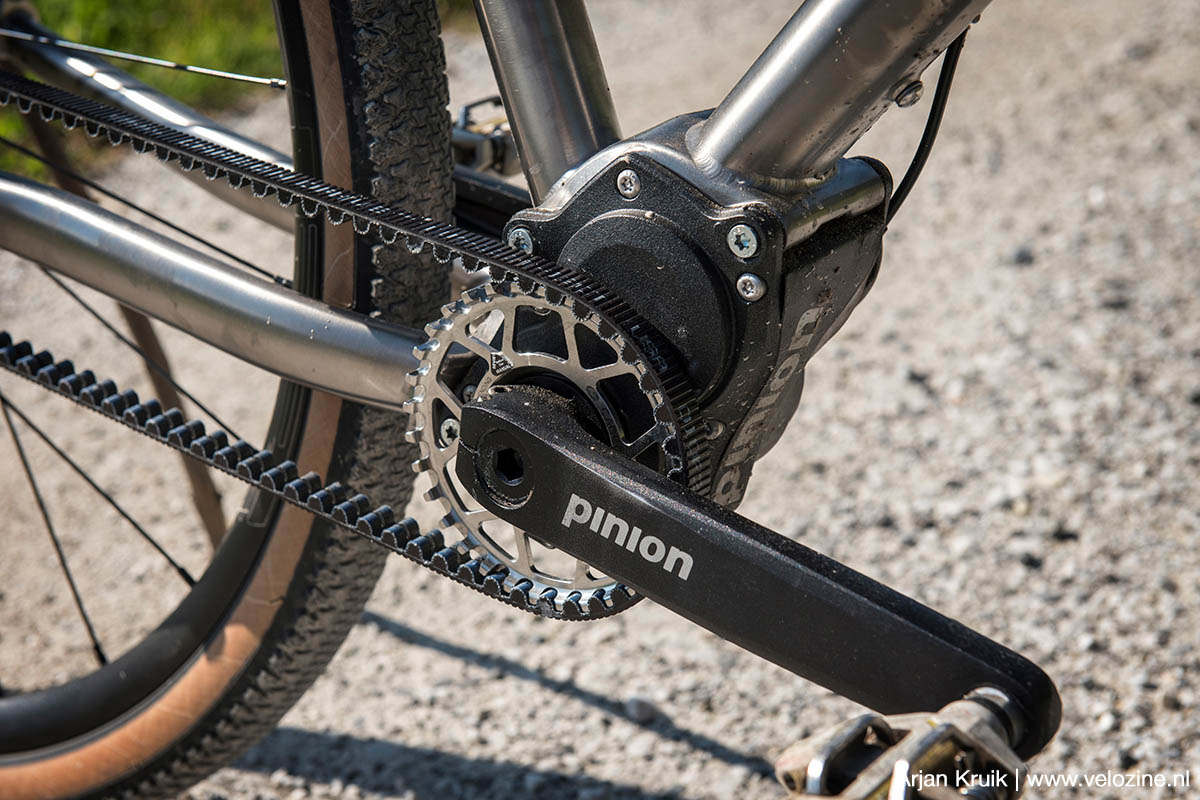 Pinion C1.12 gearbox