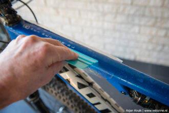 Test | Ride Wrap: Transparante bescherming voor je bike