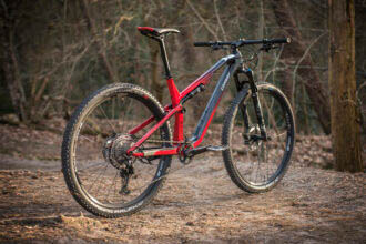 Test | Conway RLC FS 6: Snelle Duitse xc-fully met value-for-money