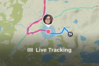 Komoot breidt Premium-versie uit met live tracking