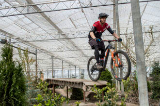 Bikepark series | Indoor Mountainbike Almere