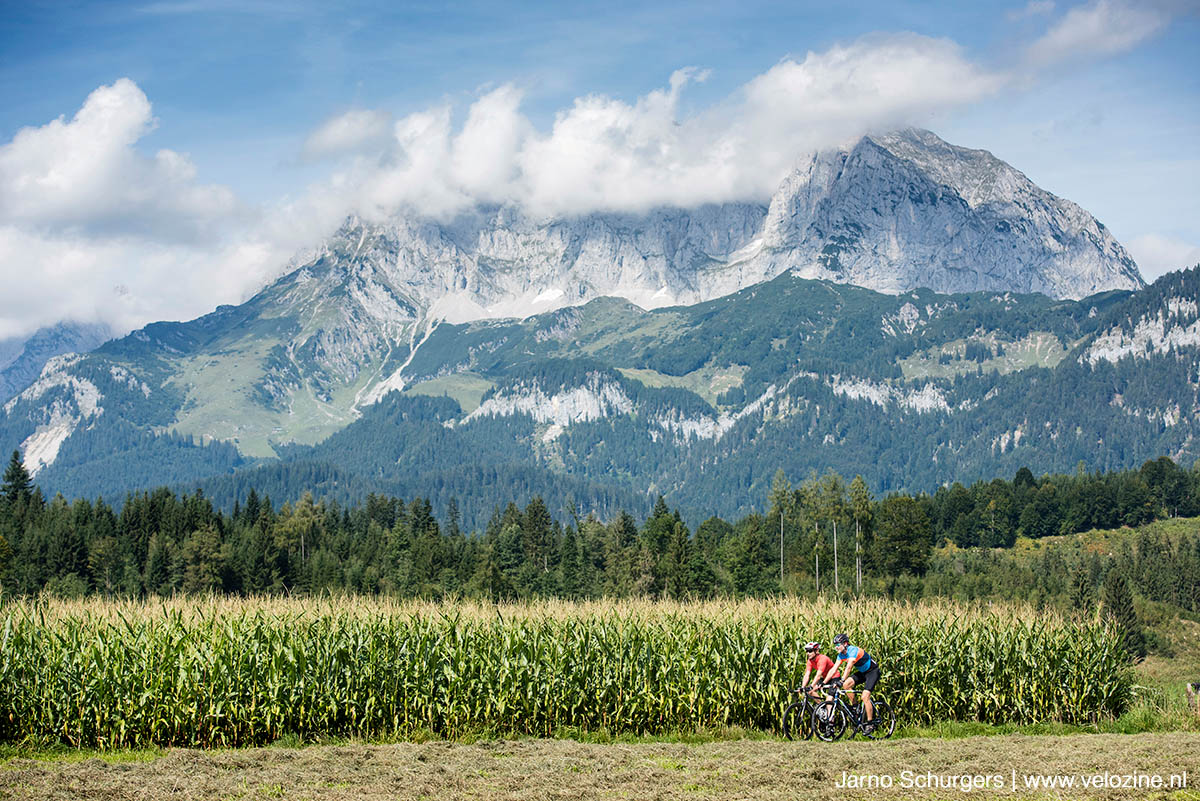 Gravelroutes Kufstein Oostenrijk