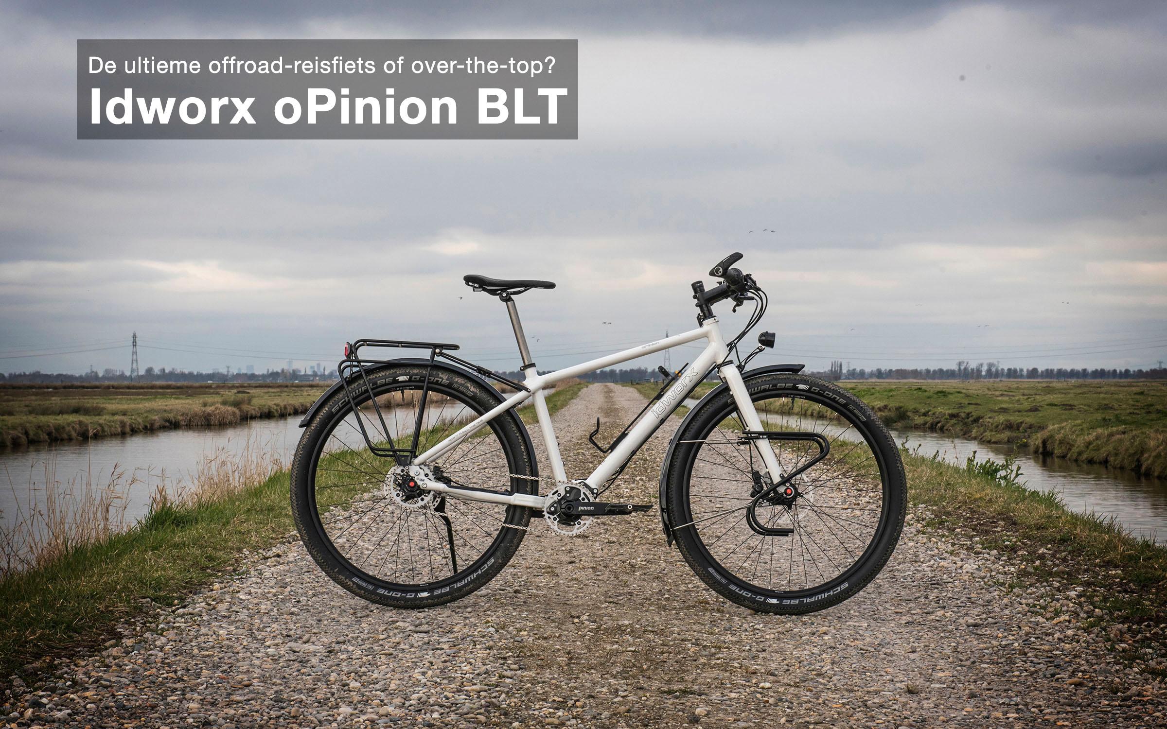 test Idworx Opinion BLT