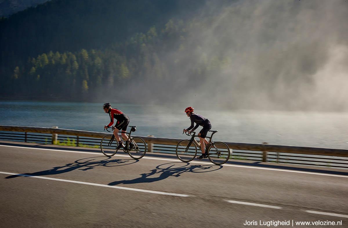 Van Toblach Dobiacco naar Cortina d'Ampezzo en vice versa