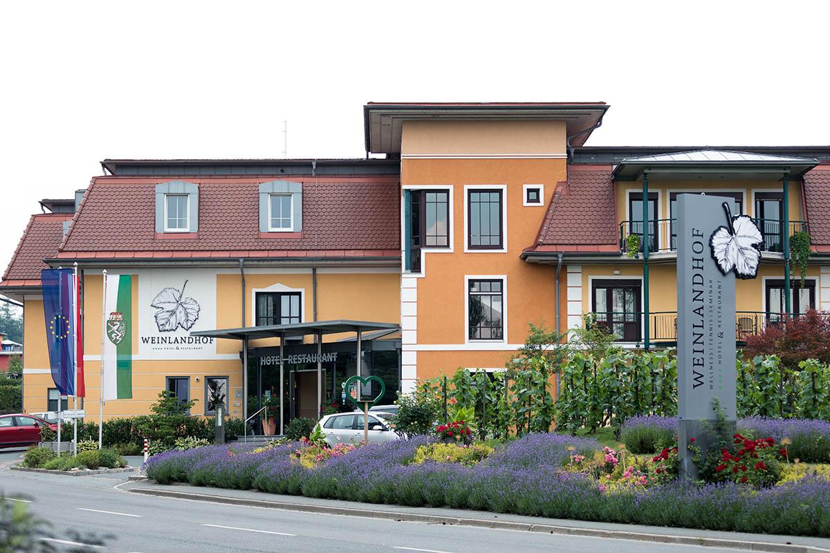 Hotel Weinlandhof Oostenrijk