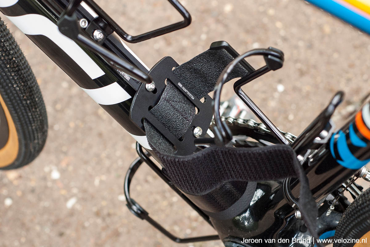 BBB Cycling StrapPlate