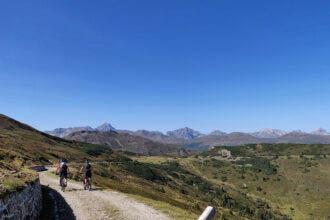 Spotcheck mountainbike | MTB-regio Innsbruck: Cruisen langs de Brenner grenskam