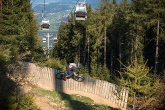 Spotcheck mountainbike   MTB-regio Innsbruck: Bikepark Innsbruck