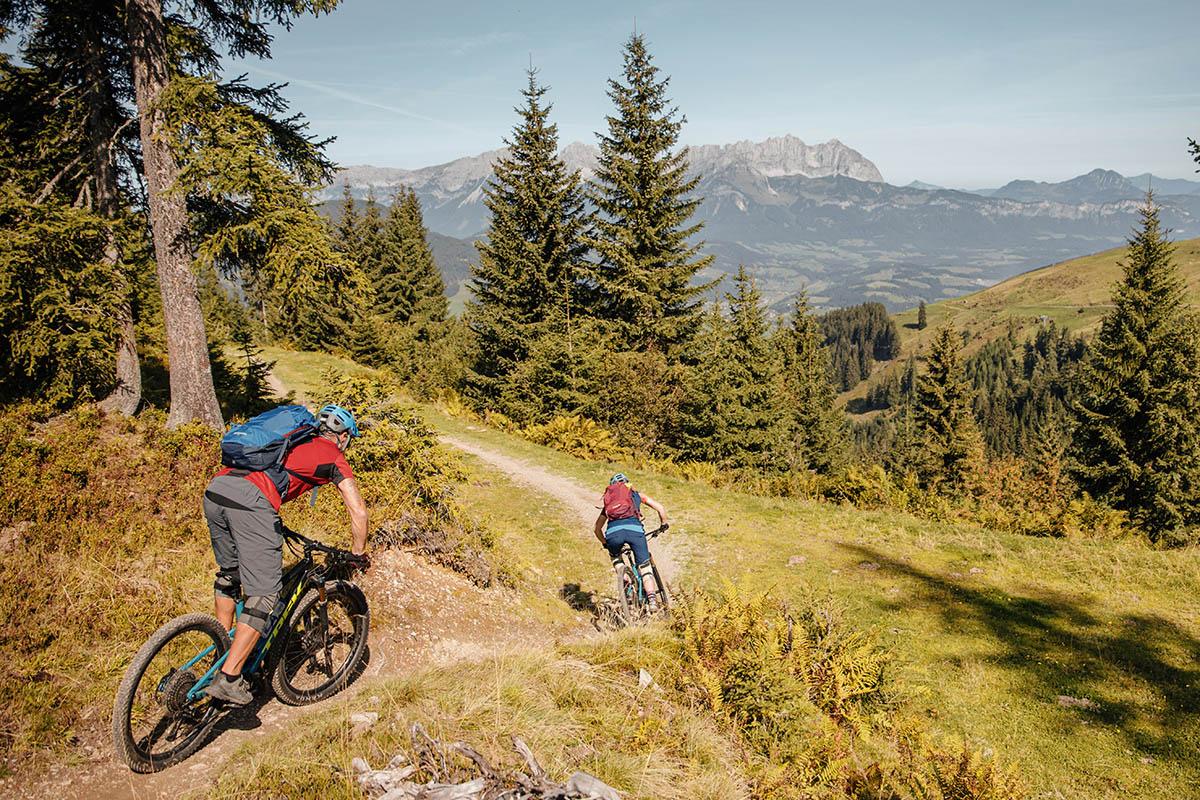 Fleckalm Trail, Kitzbuheler Alpen