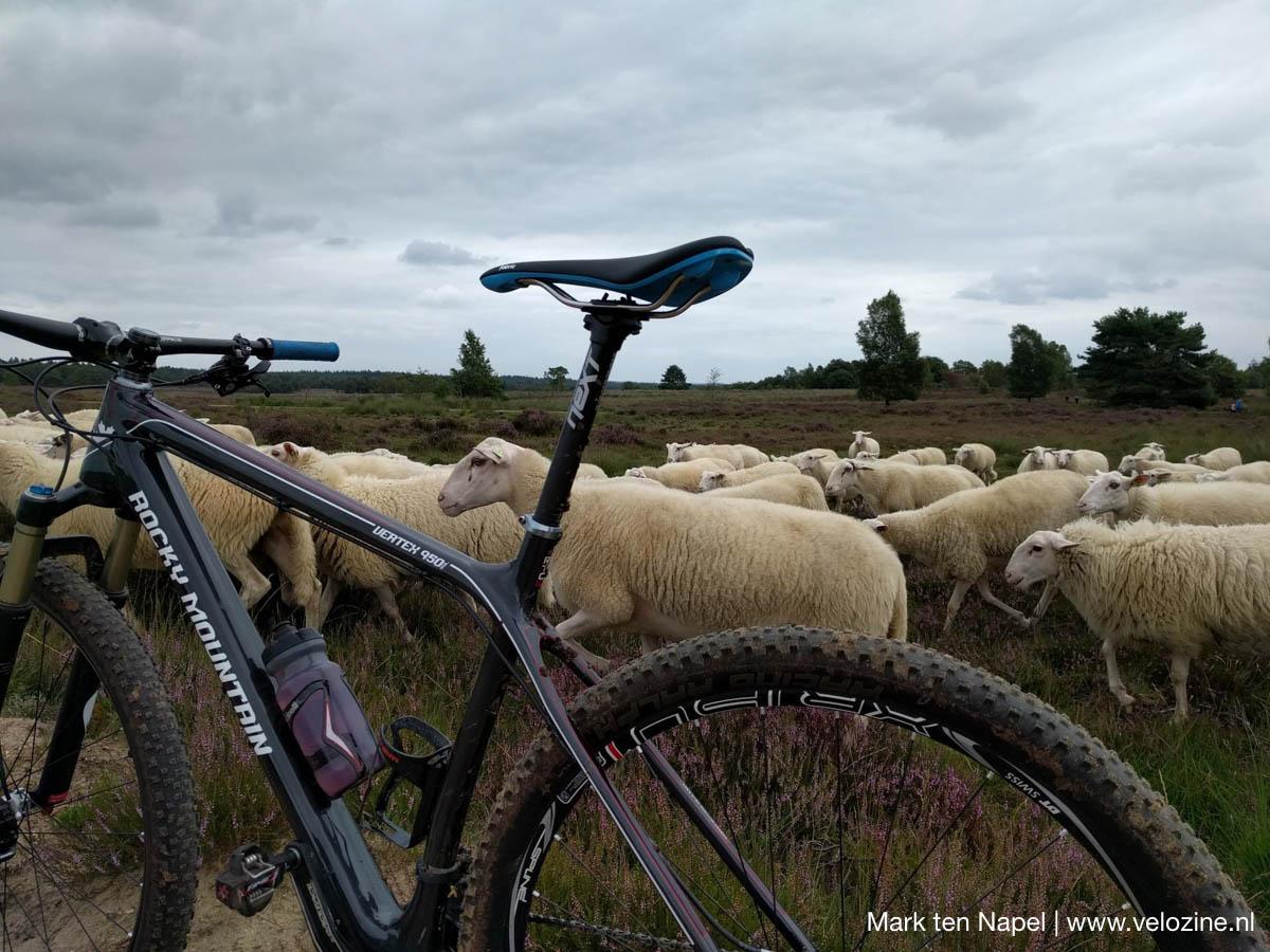 Zonering Veluwe mountainbike gravelbike