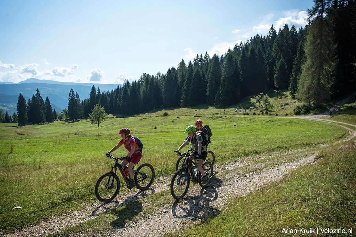 MTB-Regio Alpe Cimbra, Italië