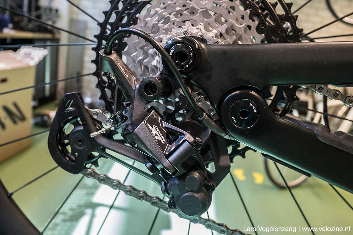 Online bike kopen – afwijkende spec