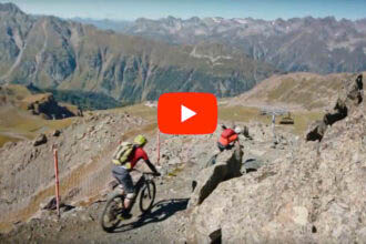 Video   Signature Trails: de Flimjochtrail, Mountainbike Arena Paznaun-Ischgl (A/CH)