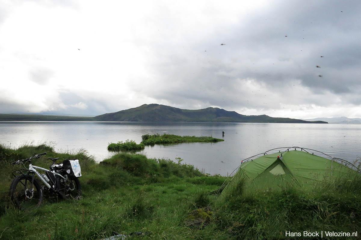 Bikepacking Ijsland