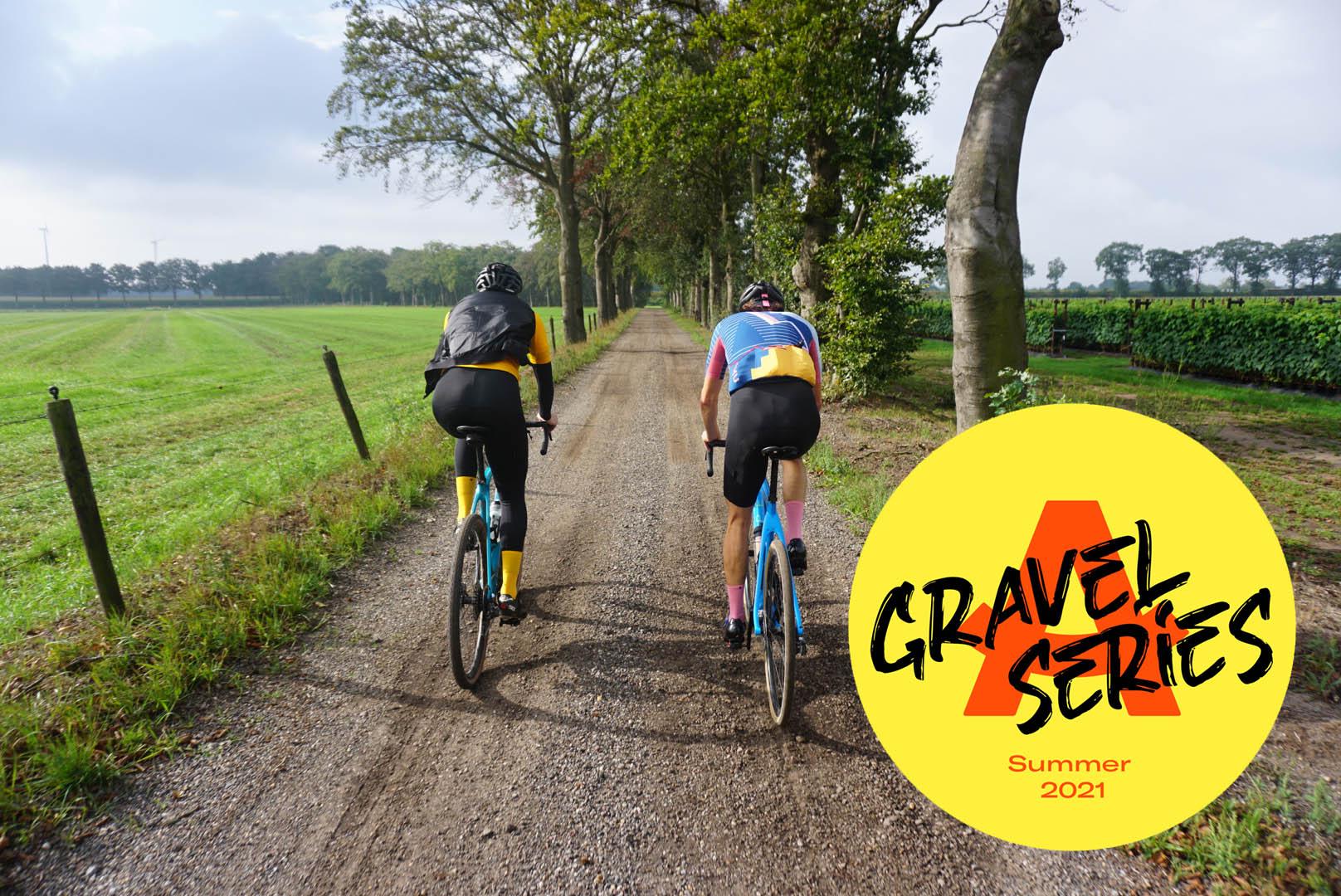 Kamu Gravel Series Breda